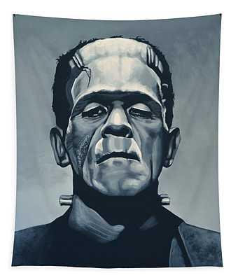 Frankenstein Wall Tapestries