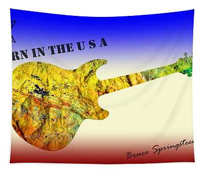 Born In The U S A Bruce Springsteen Tapestry