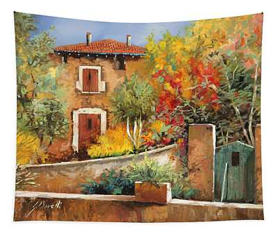 Bosco Giallo Tapestry