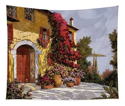 Bouganville Tapestry
