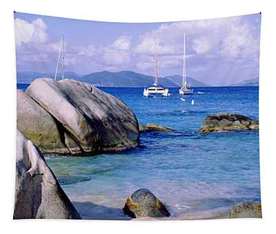 Boulders On A Coast, The Baths, Virgin Tapestry