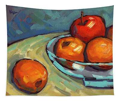 Bowl Of Fruit 2 Tapestry
