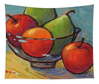 Bowl Of Fruit Tapestry