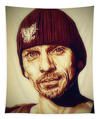 Breaking Bad Skinny Pete Tapestry