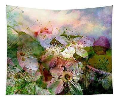Breath Of Spring Tapestry