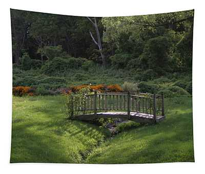 Bridge To Tranquility  Tapestry
