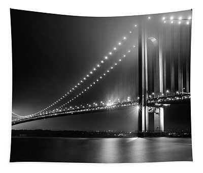 Bridging Verrazano Narrows Tapestry