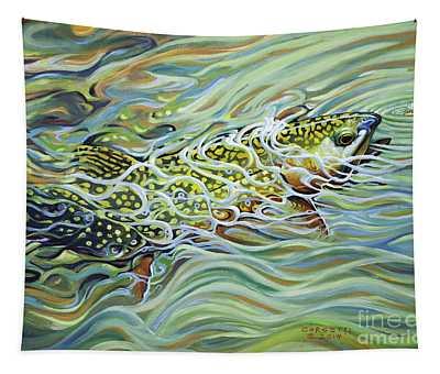 Brookie Flash Tapestry