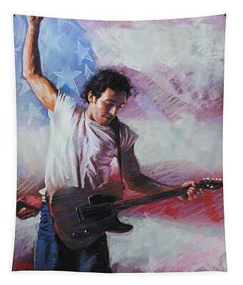 Bruce Springsteen The Boss Tapestry