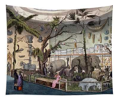 Bullocks Museum, 22 Piccadilly, London Tapestry