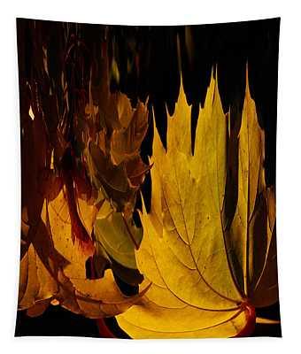 Burning Fall Tapestry