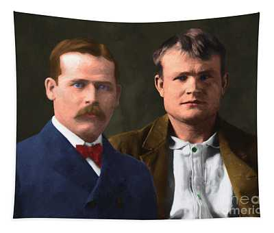 Butch Cassidy And The Sundance Kid 20130512 V3 Tapestry