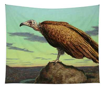 Vulture Wall Tapestries