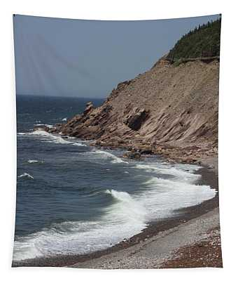 Cabot Trail Scenery Tapestry