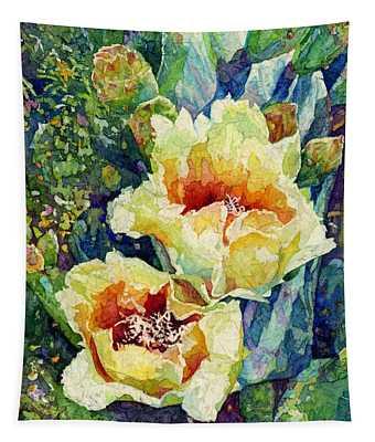 Cactus Splendor I Tapestry