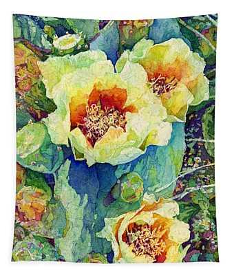 Cactus Splendor II Tapestry
