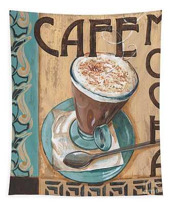 Cafe Nouveau 1 Tapestry