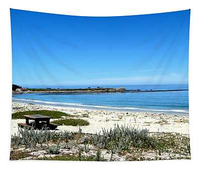 Pebble Beach Tapestry