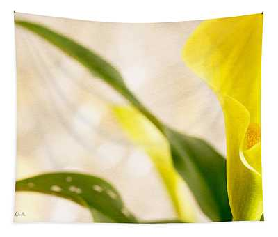 Calla Lily Two Tapestry
