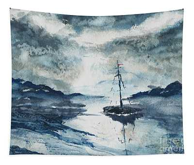 Calm Before The Storm  Tapestry