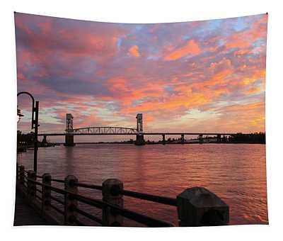 Cape Fear Bridge Tapestry