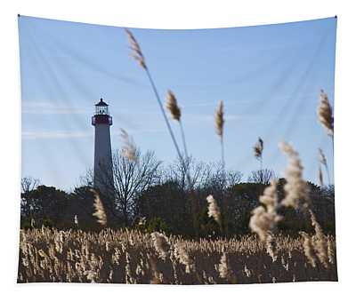 Cape May Light Tapestry