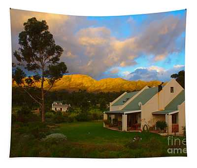 Cape Sunset Tapestry