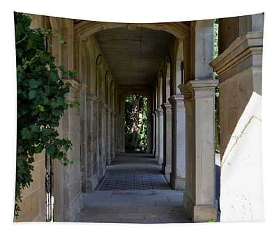 Captain Cook Museum Walkway Tapestry