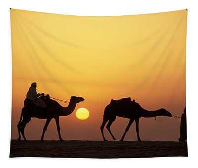 Caravan Morocco Tapestry