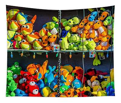 Carnival Critters Tapestry
