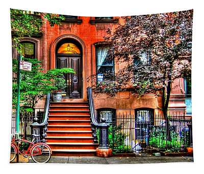 Carrie's Place - Sex And The City Tapestry