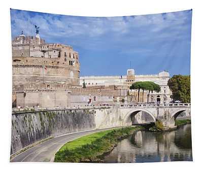 Castel Sant Angelo Tapestry