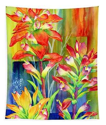 Castilleja Indivisa Tapestry