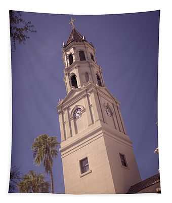 Cathedral Basilica Of St Augustine Tapestry