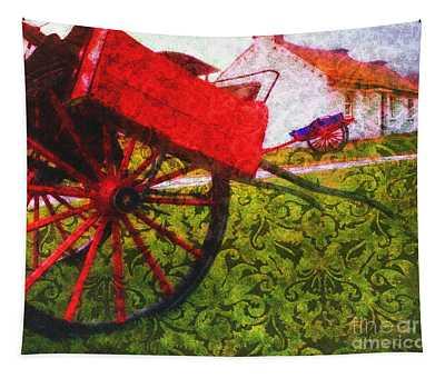Cead Mile Failte  Tapestry