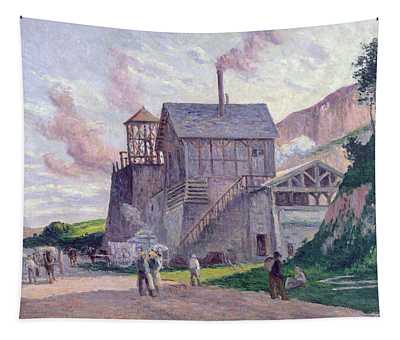 Cement Factory At Vermenton Tapestry