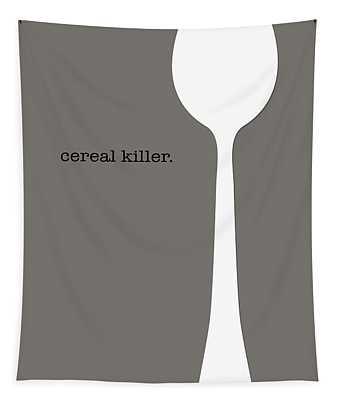 Cereal Killer Tapestry