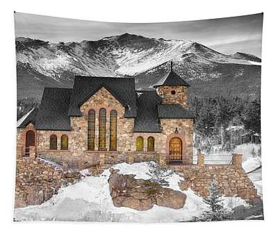Chapel On The Rock Bwsc Tapestry