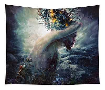 Lying Wall Tapestries