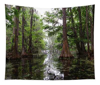 Charleston Swamp Tapestry