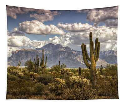 Chasing Clouds Two  Tapestry