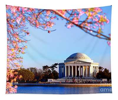 Cherry Jefferson Tapestry