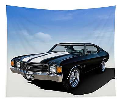 Chevelle Ss Tapestry