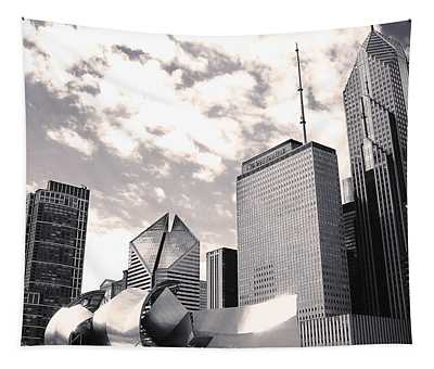 Chicago Architecture Tapestry