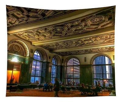 Chicago Cultural Center Hall Tapestry