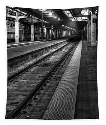 Chicago Union Station Tapestry