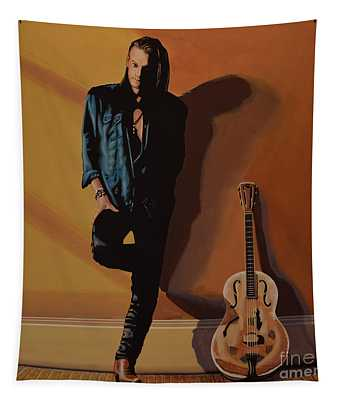 Chris Whitley Tapestry