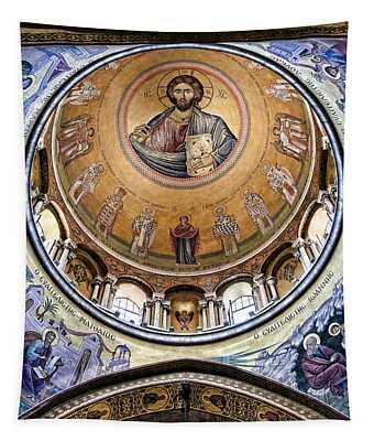 Christ Pantocrator -- No.5 Tapestry