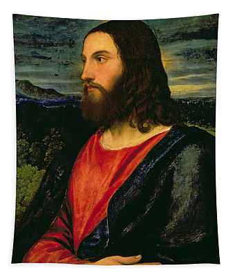 Christ The Redeemer Tapestry