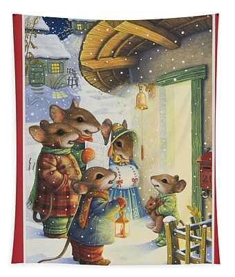 Christmas Carols Tapestry